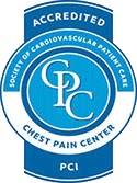 cpc chest pain center seal